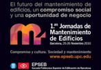 Ant Facilities patrocina les primeres Jornades de Manteniment a l'Escola Politècnica Superior d'Edificació de Barcelona