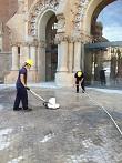 Ant Facilities participa en la neteja de l'Hospital de Sant Pau, especialistes en neteja industrial